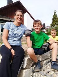 Familie Bowen aus Hersbruck